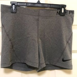 Nike Athletic/Athleisure Compression Shorts, NWT!